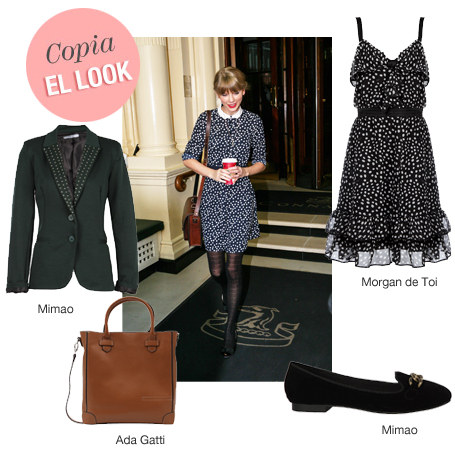 Copia el look de Taylor Swift en El Armario de Telva